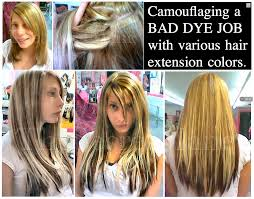 How To Care For Hair Extensions With Micro Rings by Seamless Hair Extensions Using Weaving Hair Wefts