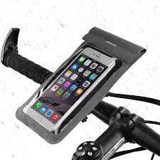 bicycle waterproofs amazon com waterproof bike mount holder getron universal bicycle