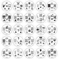 amazon com bundle monster 25pc holiday collection nail art image