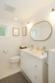 Narrow Bathroom Sink Vanity by Top 25 Best Small Double Vanity Ideas On Pinterest Double Sink