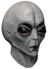 masks spirit halloween area 51 alien mask