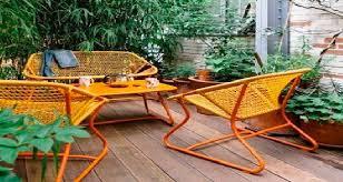 petit salon de jardin pour terrasse salon de jardin pour balcon qaland
