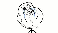 Memes De Forever Alone - memes art design gif by yozahn find download on gifer