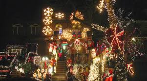 Dyker Heights Christmas Lights New York The Christmas Lights Of Dyker Heights Eurocheapo
