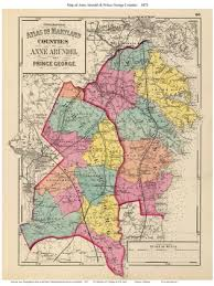 maryland map by county outline maryland
