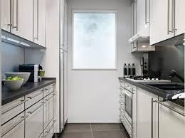 cuisine en longueur cuisine amenagee en longueur rutistica home solutions