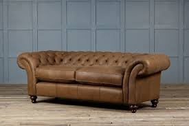 used chesterfield sofa monty leather chesterfield sofa authentic furniture