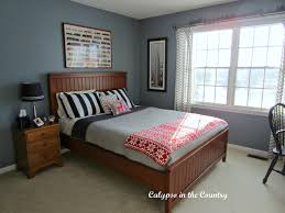 christmas bedroom calypso in the country