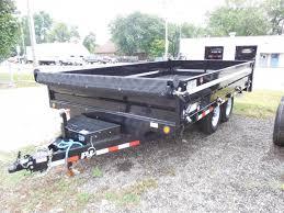 2017 pj trailers 14ft d8 dump trailer trailer dealer wi