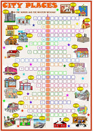 13 best crosswords images on pinterest teaching english