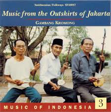 music of indonesia vol 3 music from the outskirts of jakarta