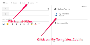 how to create an email template in office 365 social ecology