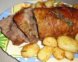 cuisiner epaule agneau recette epaule d agneau rôti au romarin facile rapide