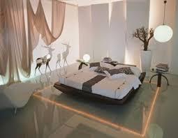 éclairage chambre à coucher deco chambre coucher eclairage led ideeco se rapportant à idée