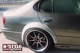 widebody lexus is250 n style custom lexus gs300 toyota aristo fender flares 4 door rear