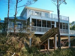St George Island Cottage Rentals by Collins Vacation Rentals St George Island Florida