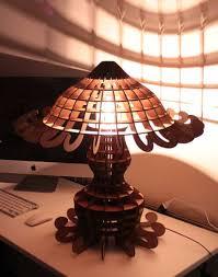 Cardboard Pendant Light Diy 20 Creative Cardboard Lamp Ideas