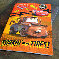 pixar fan cars halloween coloring book