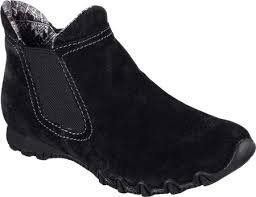 skechers womens boots canada womens skechers relaxed fit bikers londoner bootie free shipping