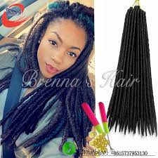 extention braid hairstyles dread locks aplique de cabelo humano black blue purple crochet