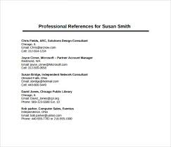 Template For Resume References Sample Professional References Template Aaaaeroincus Lovable