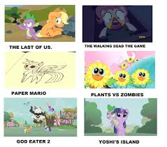 Meme My Little Pony - my little pony videogames meme 10 by brandonale on deviantart