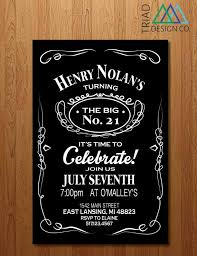 birthday invites exciting 21st birthday invitations designs male