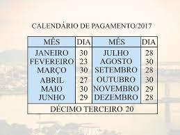 pagamento mes agosto estado paraiba g1 prefeitura divulga calendário de pagamento de servidores em