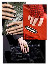 10 manicure trends spotted at fashion week fall winter 2016 2017