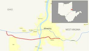 Google Maps Ohio Interstate 470 Ohio U2013west Virginia Wikipedia