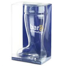 buy boots glasses glass boot 3 5 pint novelty large boots glasses