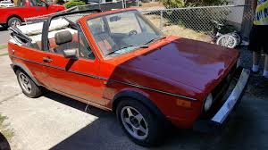 vintage volkswagen rabbit vintage review vw rabbit diesel extended use report post updated