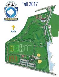 Illinois State Fairgrounds Map by Soccer Buffalo Grove Park District Buffalo Grove Il