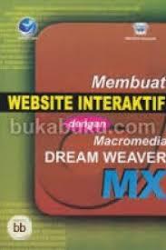 membuat web interaktif open library membuat website interaktif dengan macromedia