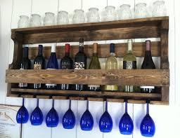 the detroit wine rack rustic wine rack u2013 great lakes reclaimed