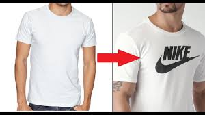 Make Your Own DIY Custom Brand TShirt Without Transfer Paper - Design your own t shirt at home