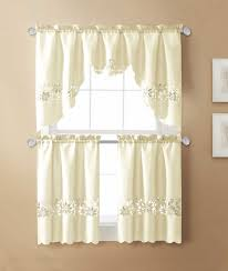 Waverly Kitchen Curtains by Curtains Dramatic Jcpenney Curtains Valances For Cozy Interior