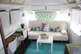 rv renovation ideas 27 amazing rv travel trailer remodels you need to see rvshare com