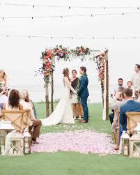 wedding arch las vegas renee puente and matthew morrison s destination wedding in hawaii
