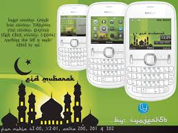 udjo42 themes for nokia c3 eid mubarak theme for nokia s40 320x240 by cyogesh56 on deviantart