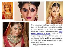 professional makeup and hair stylist naina arora professional makeup artist hair stylist in delhi india