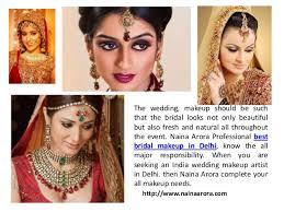 professional makeup and hair stylist naina arora professional makeup artist hair stylist in delhi india