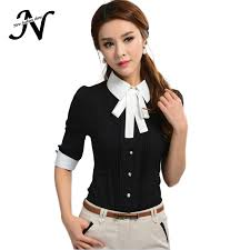 black blouse with white collar cheap half shirt find half shirt deals on line at