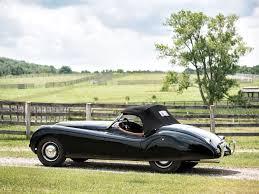 rm sotheby u0027s 1950 jaguar xk 120 alloy roadster