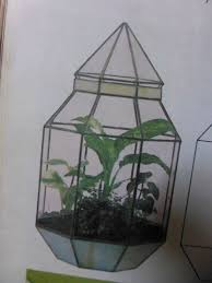 stained glass terrarium a weekend project 13 steps with pictures