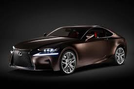lexus concept sports car lexus is f coupe coming in 2014
