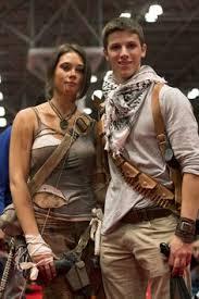 Lara Croft Tomb Raider Halloween Costume Lara Croft Tomb Raider Nathan Drake Uncharted Cosplay