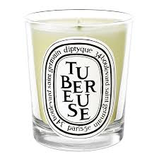 diptyque tubereuse candle tuberose candle delirium