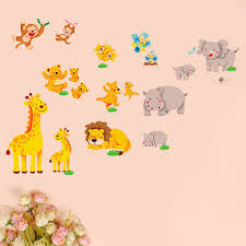 Jungle Wall Decals Compare Prices On Monkey Jungle Online Shopping Buy Low Price