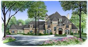 house plans with portico european style house plans plan 63 447
